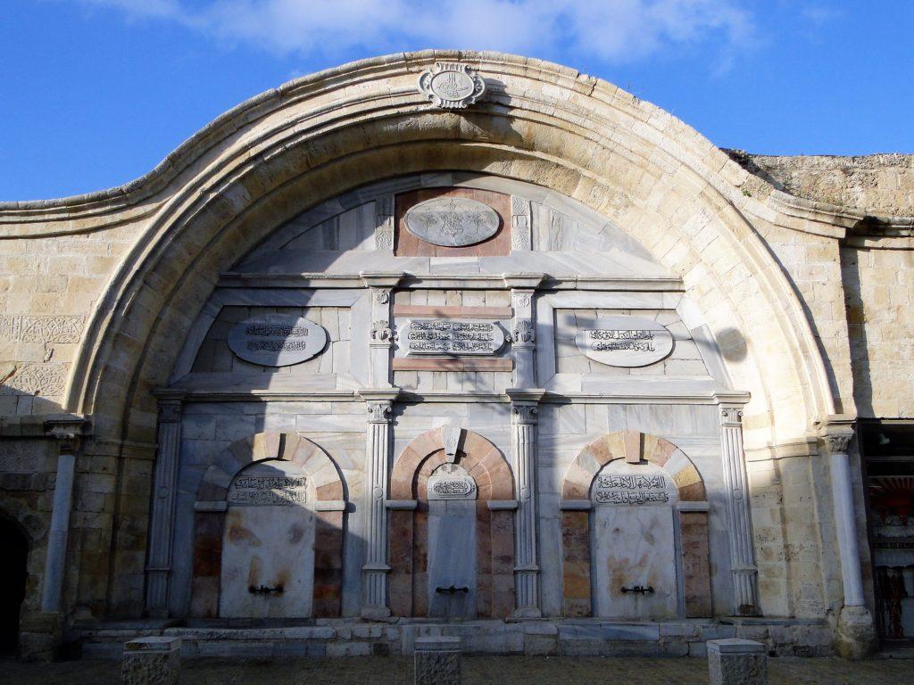 Mahmoudiya Mosque - Jaffa, Israel
