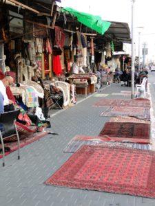 Jaffa Flea Market - Jaffa, Israel