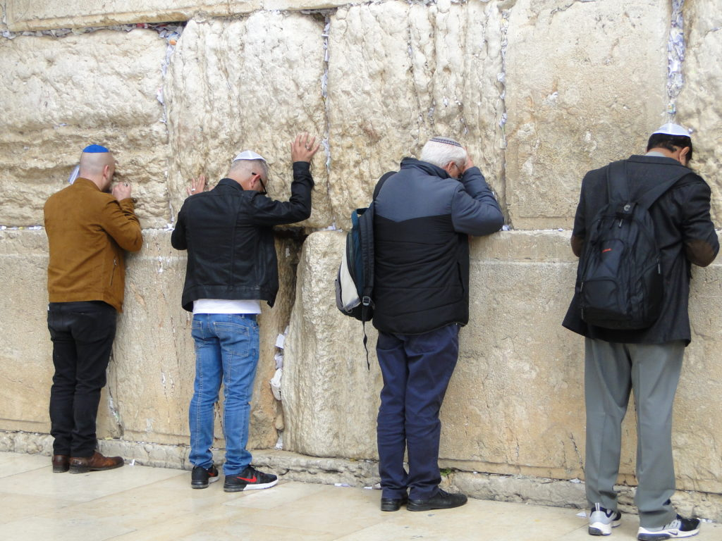 Western Wall - Jerusalem's Old City, Israel