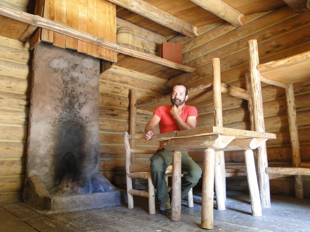 Fort Clatsop at the Lewis and Clark State and National Historical Parks, Oregon