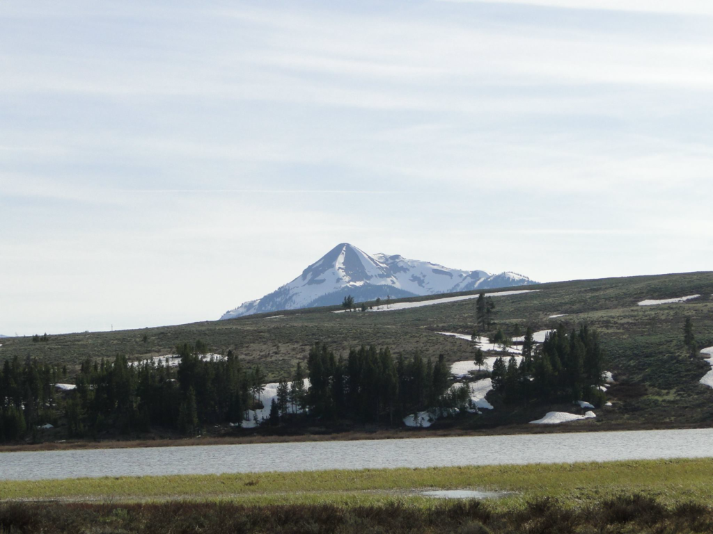 Early Spring at Yellowstone National Park